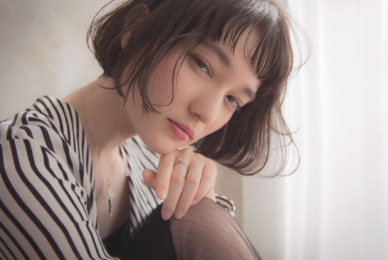 モデル女性イメージ